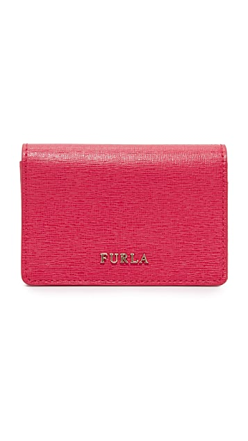 Furla Babylon Business Card Case