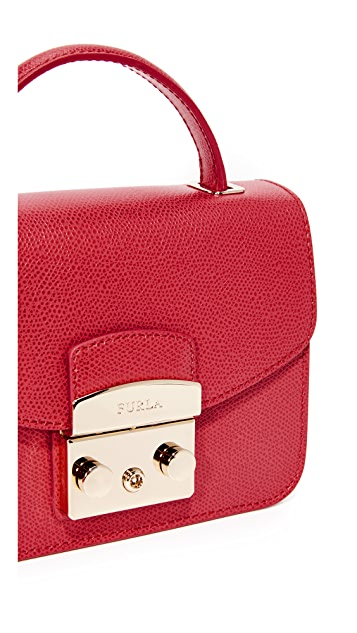 Furla Metropolis Mini Top Handle Bag