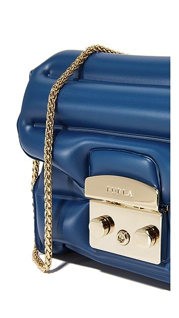 Furla Oxygen Metropolis Cross Body Bag