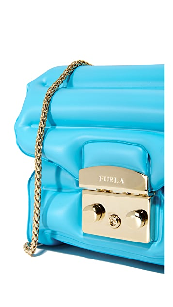 Furla Oxygen Metropolis Cross Body Bag