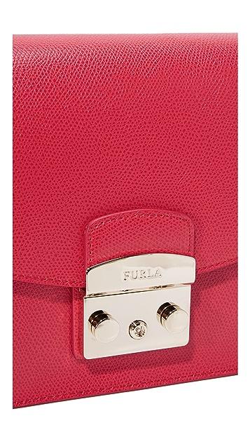 Furla Metropolis Small Shoulder Bag