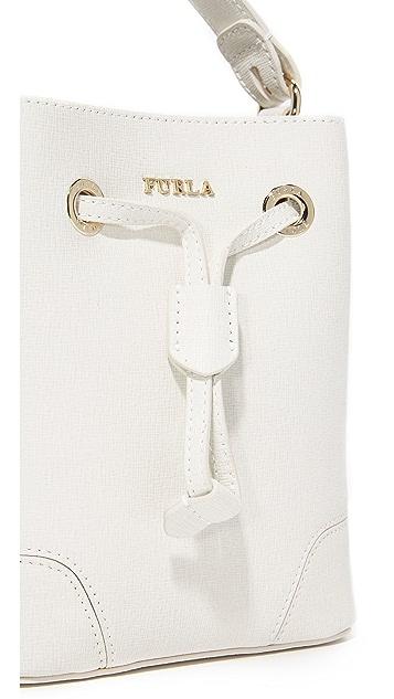 Furla Миниатюрная сумка на завязках Stacy