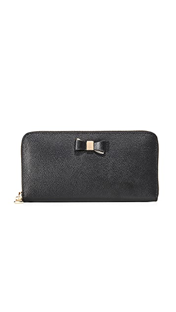 Furla Asia Zip Around Wallet