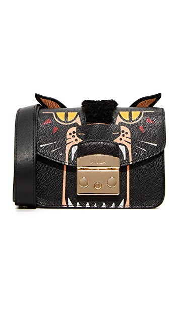 83306fe6ba Furla Metropolis Jungle Mini Cross Body Bag