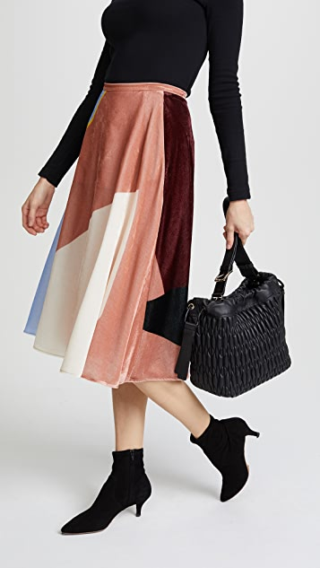 Furla Caos Drawstring Bag
