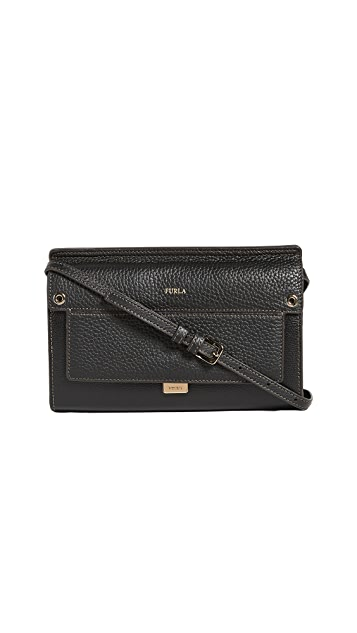 Furla Like Mini Cross Body Bag