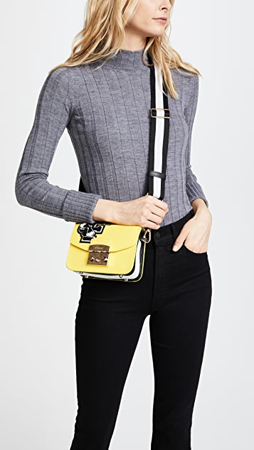 Furla Metropolis Post Mini Cross Body Bag