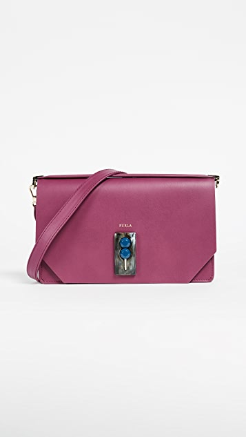 Furla Snap Small Shoulder Bag