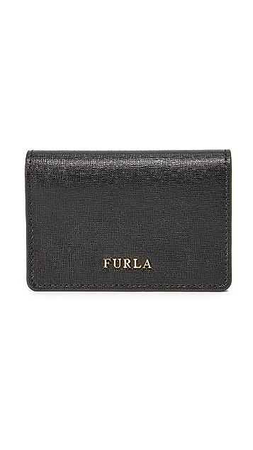 Furla babylon business card case shopbop furla babylon business card case reheart Gallery