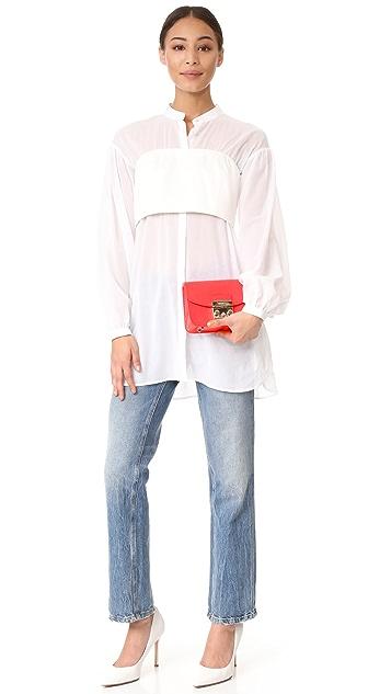 Furla Metropolis Mini Cross Body Bag