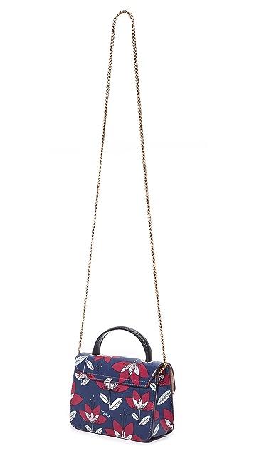 Furla Metropolis Top Handle Mini Cross Body Bag