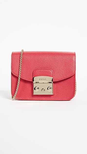 8a02a7cf6e7c Furla Metropolis Mini Cross Body Bag