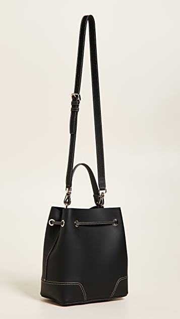 Furla Stacy Small Drawstring Bag