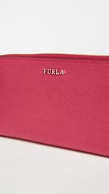 Furla Babylon XL Zip Around Wallet