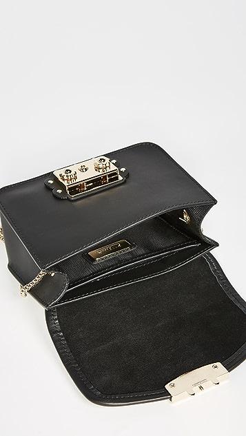 Furla Metropolis Arabesque Mini Cross Body Bag