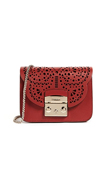 Furla Metropolis Bolero Mini Cross Body Bag