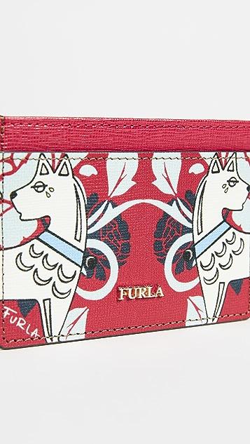 Furla Babylon Small Card Case