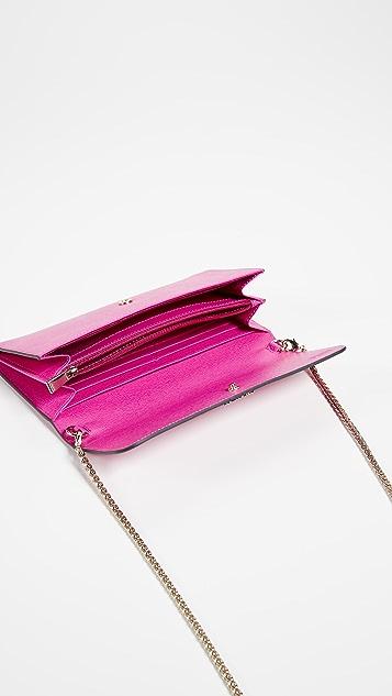 Furla Babylon XL Wallet on a Chain