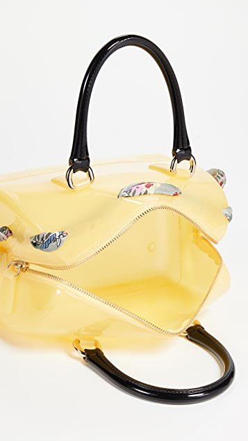 Furla Candy Seta Cookie Small Satchel