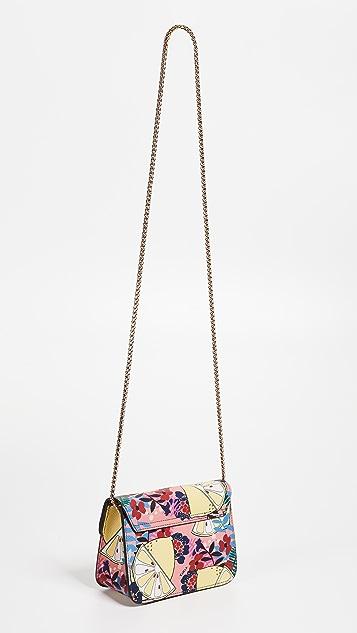 Furla Metropolis Lemon Mini Cross Body Bag