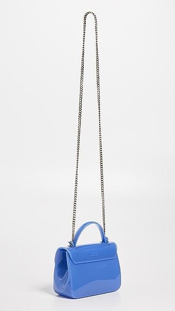 Furla Candy Meringa Mini Cross Body Bag