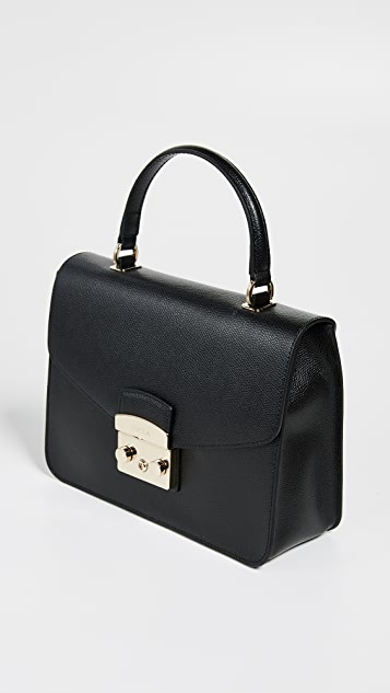 Furla Metropolis Small Top Handle Bag