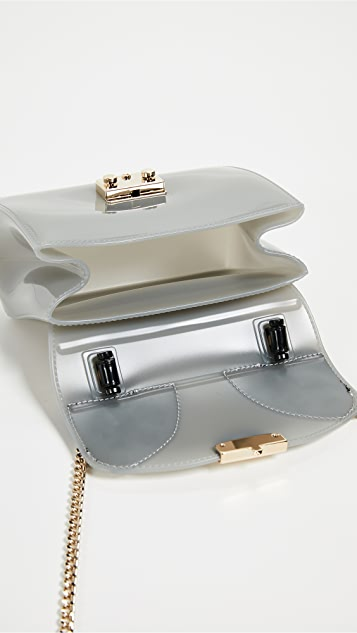 Furla Candy Ginger Meringa Mini Crossbody Bag