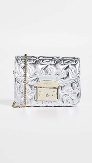 Furla Mini Star Metropolis Crossbody Bag