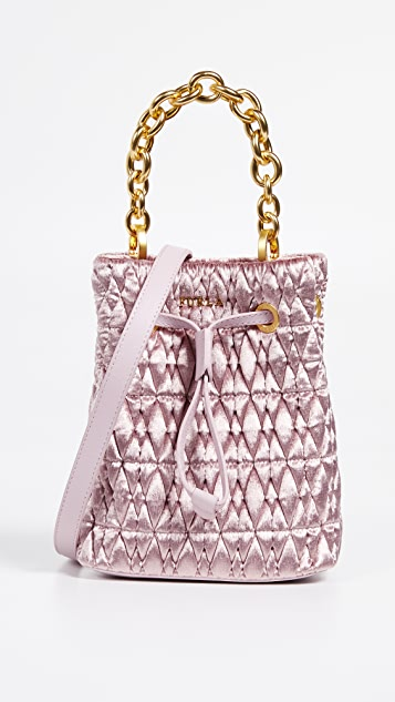 Furla Stacy Cometa Mini Drawstring Bag