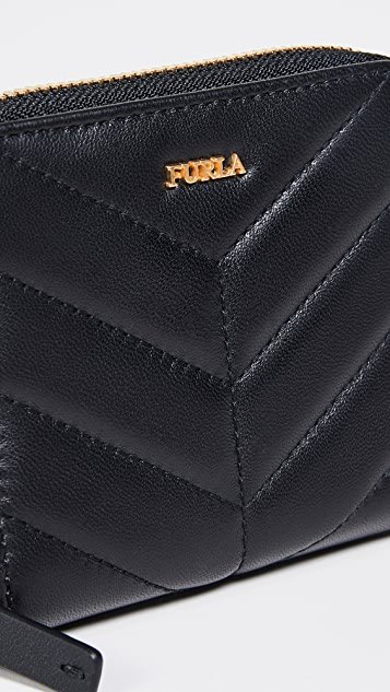 Furla Magia Small Zip Around Wallet