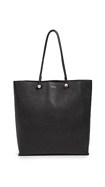Furla Объемная сумка с короткими ручками Eden N/S