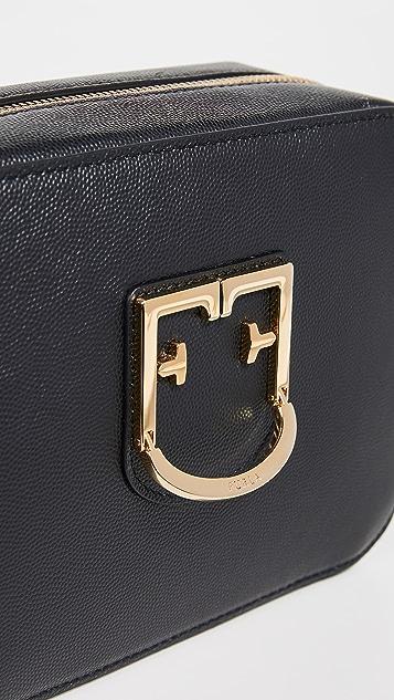 Furla Миниатюрная сумка через плечо Furla Brava