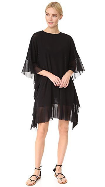 Fuzzi Asymmetrical Dress