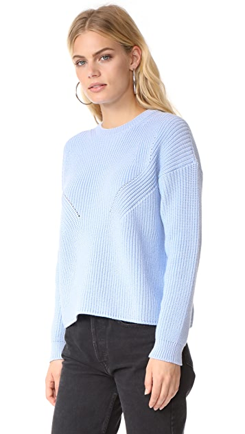 Fuzzi Long Sleeve Pullover