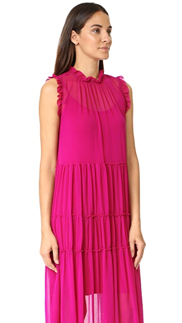 Fuzzi Sleeveless Dress