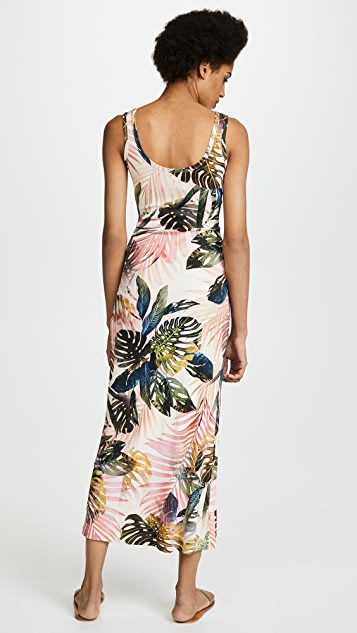 Fuzzi Tank Maxi Dress