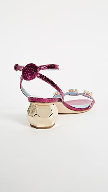 Frances Valentine Beatrix City Sandals