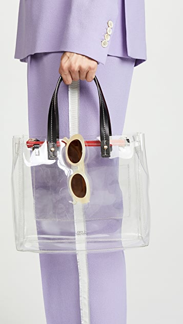 Frances Valentine Small Henry Tote Bag