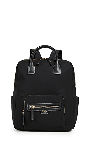 Frances Valentine Casey Nylon Backpack