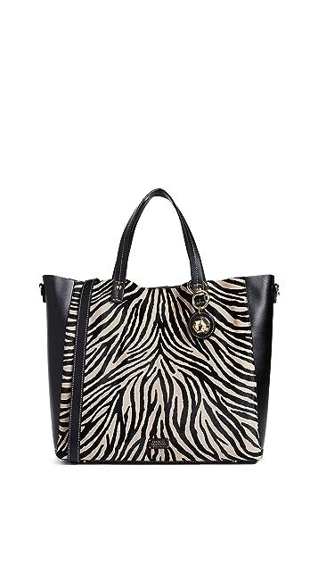 Frances Valentine Zebra Print Tote | SHOPBOP