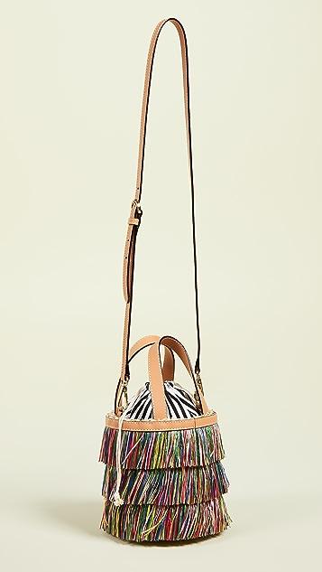 Frances Valentine Small Bucket Bag