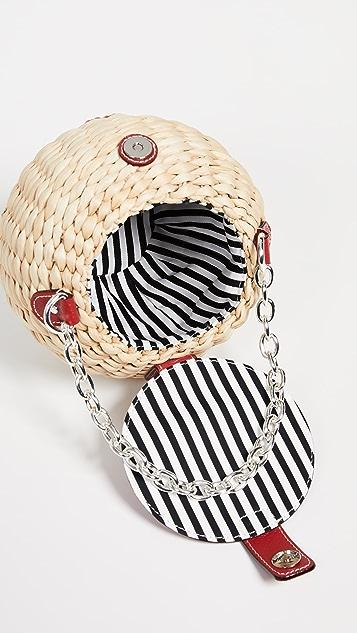 Frances Valentine Honey Pot Bag