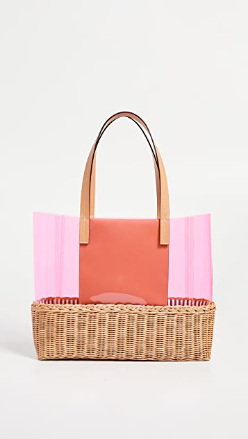 Frances Valentine Large Margaret Tote Bag