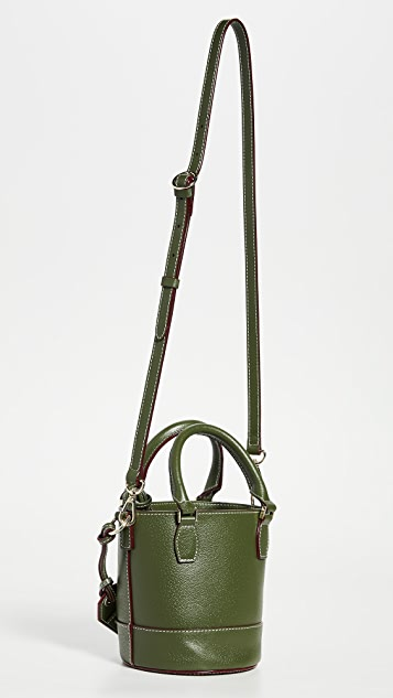 Frances Valentine Small Bucket Bag