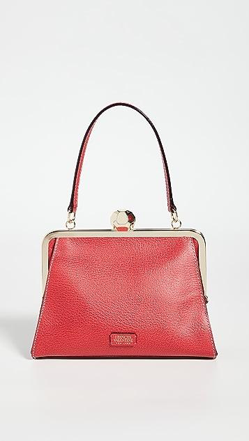 Frances Valentine Small Jackie Frame Bag