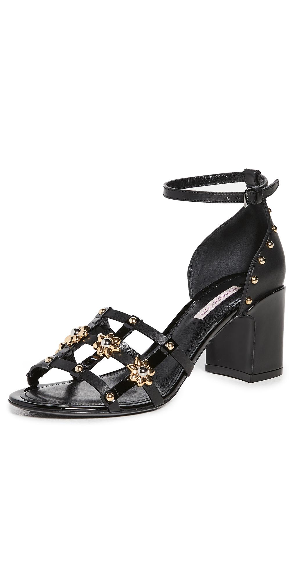 Sofia 65 Block Heels