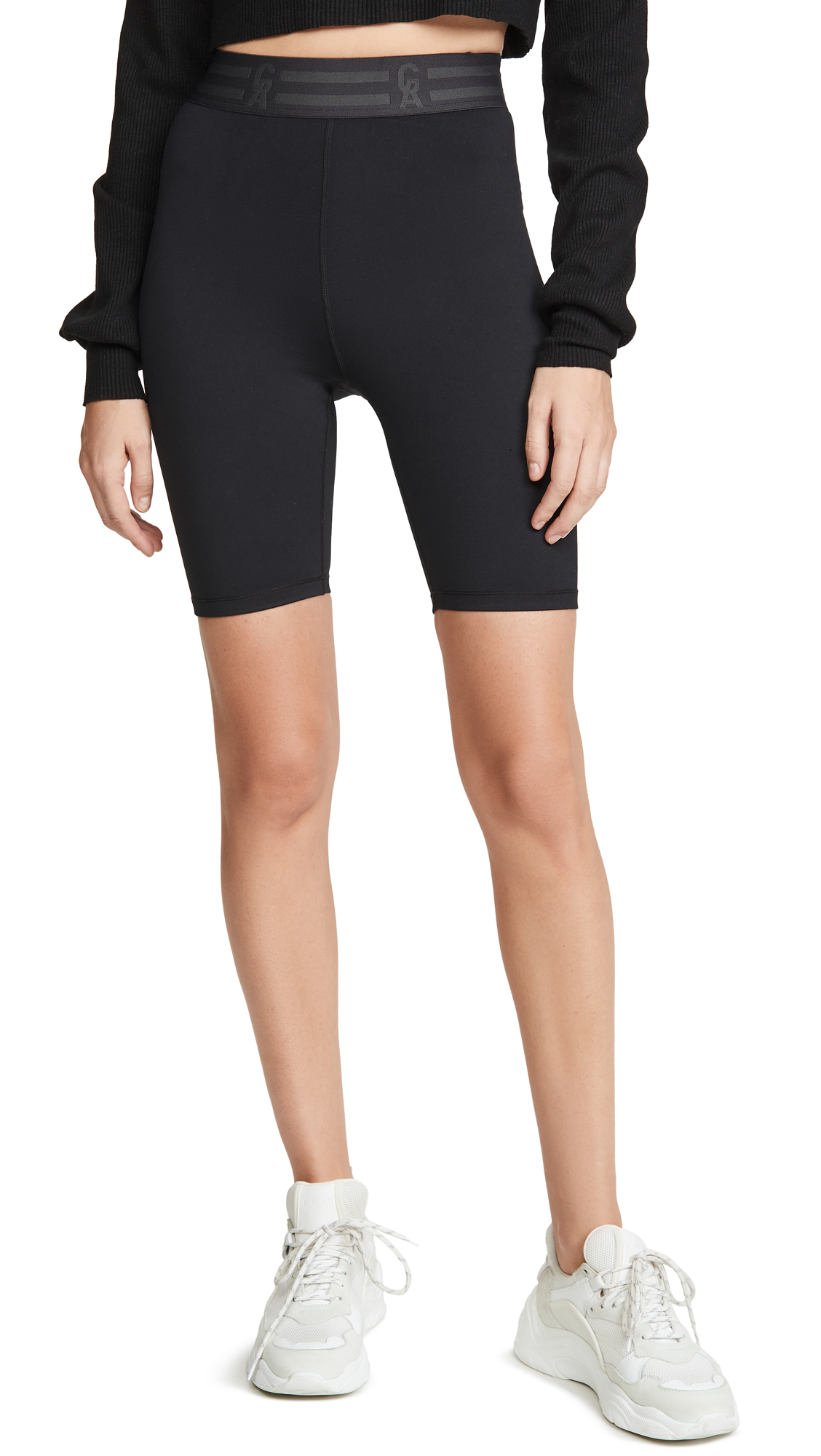 Good American Active The Icon Bike Shorts