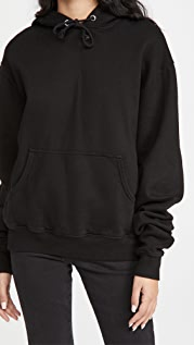 Good American Essentials Relaxed Hoodie