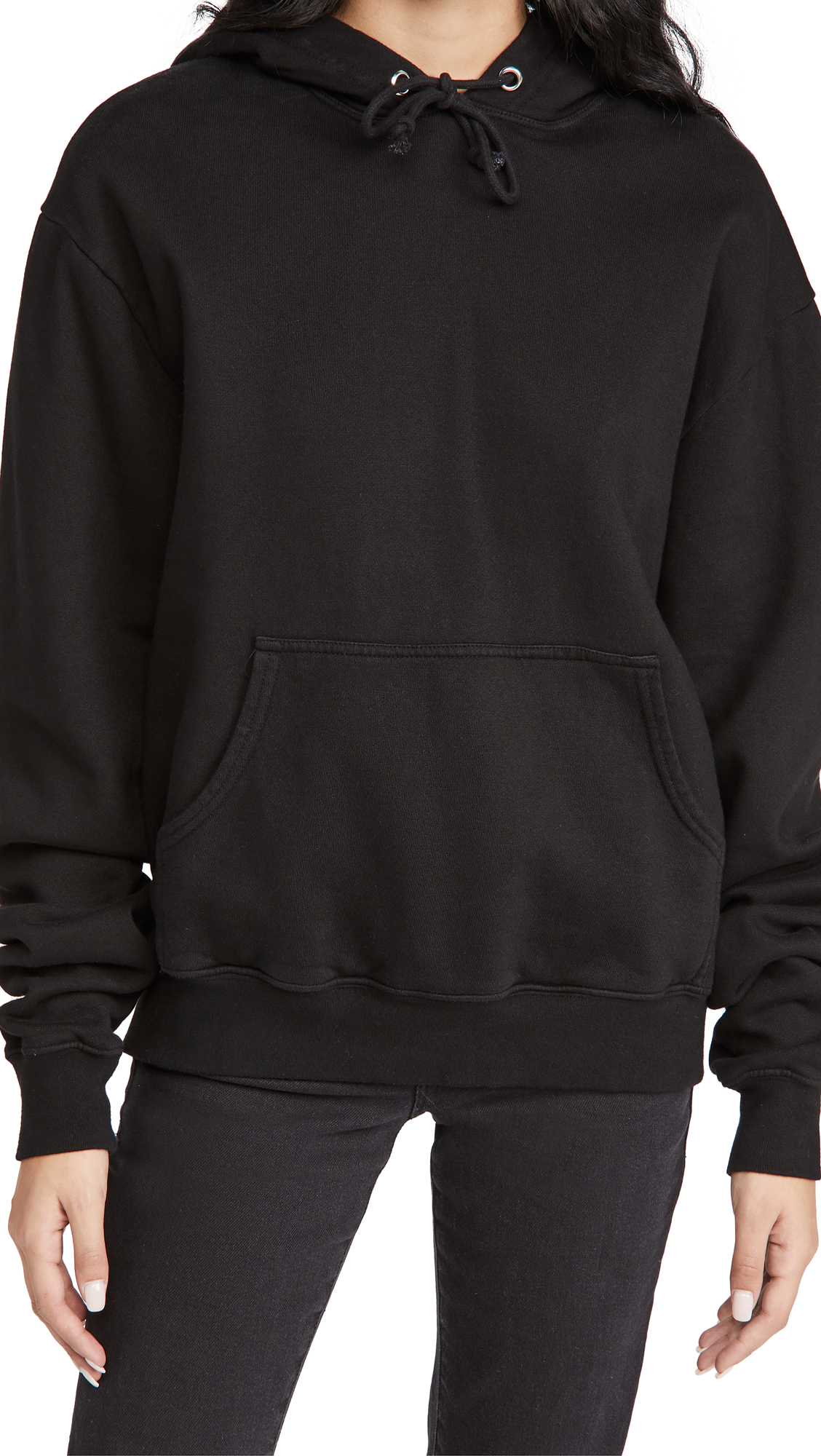 Good American Active Relaxed Hoodie