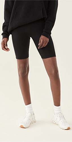 Good American Essentials - Lounge Bike Shorts